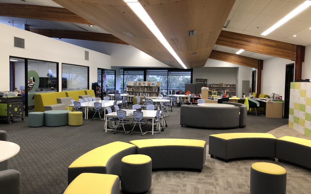 CALL CENTRE TRANSFORMED INTO STATE-OF-THE-ART TASMANIAN SCHOOL