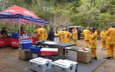 RRT BACK AT IT, SUPPORTING EMERGENCY SERVICES IN SPRINGBROOK