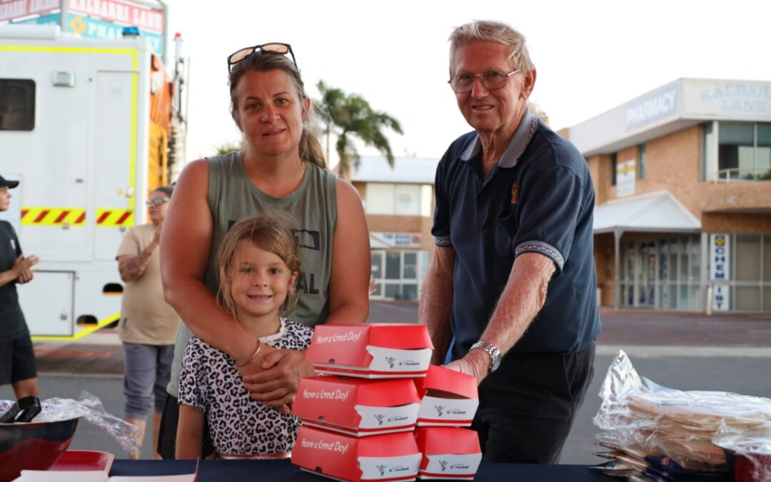 EXCLUSIVE : RAPID RELIEF TEAM SUPPORTS CYCLONE-HIT KALBARRI