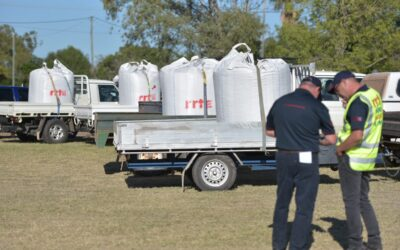 RRT DROUGHT RELIEF EVENT CHANCE TO CONNECT FOR COMMUNITY